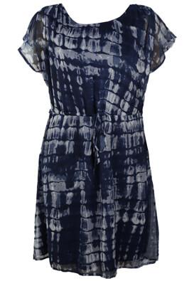 Rochie Junarose Fancy Dark Blue
