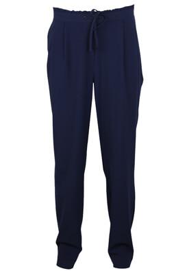 Pantaloni Junarose Tess Dark Blue