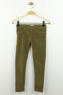 Pantaloni ZARA Dalen Dark Green