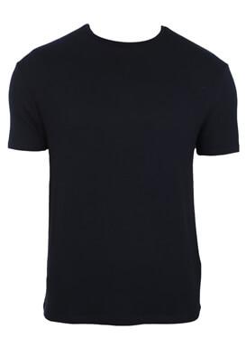 Tricou ZARA Sage Dark Blue