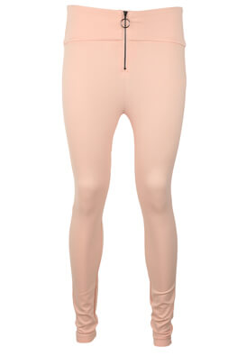 Pantaloni ZARA Lois Light Pink