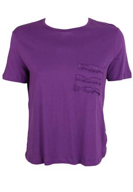 Tricou ZARA Olivia Purple
