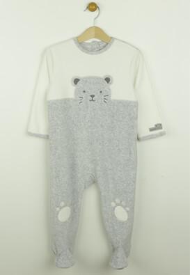 Pijama Kiabi Ross Light Grey