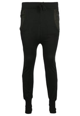Pantaloni sport Bershka Amy Black