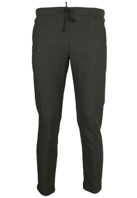 Pantaloni de stofa Bershka Gina Dark Grey