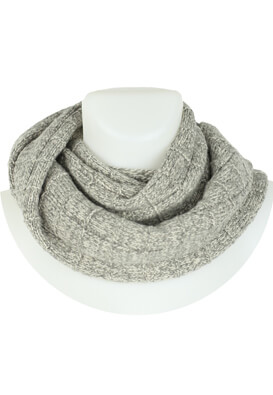Fular Reserved Dalen Light Grey
