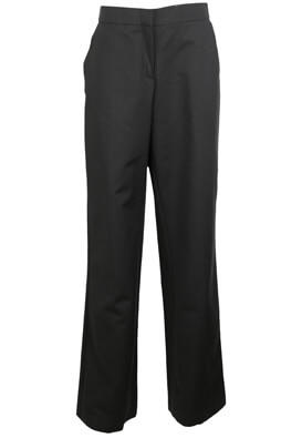 Pantaloni de stofa Reserved Quinn Black