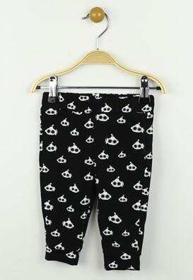 Pantaloni sport Reserved Georgia Black