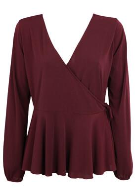 Bluza Reserved Nikky Dark Red