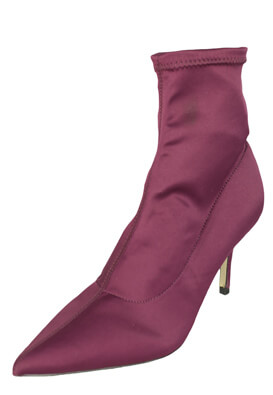 Botine ZARA Kora Dark Purple