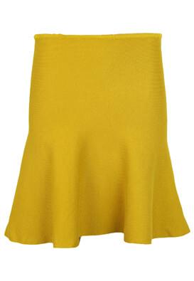Fusta ZARA Chloe Dark Yellow