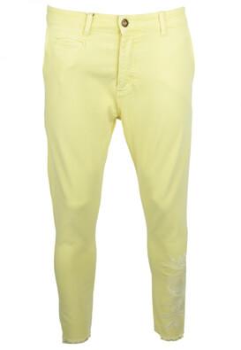 Blugi ZARA Keira Yellow