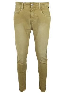 Pantaloni ZARA Bram Dark Beige