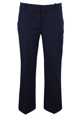Pantaloni de stofa ZARA Kora Dark Blue