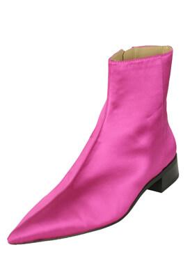 Botine ZARA Lizzy Dark Pink