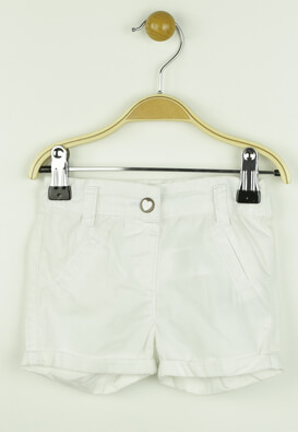 Pantaloni scurti Kiabi Will White