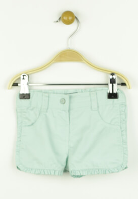 Pantaloni scurti Kiabi Lydia Light Green