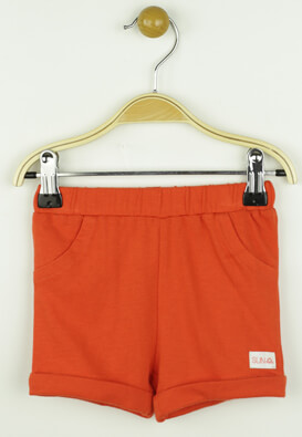 Pantaloni scurti Kiabi Abby Dark Orange