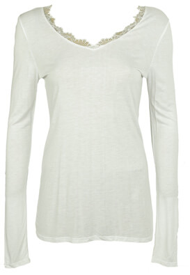 Bluza Promod Simple White