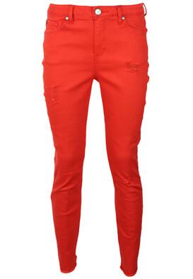 Pantaloni AJC Fashion Nastasia Red