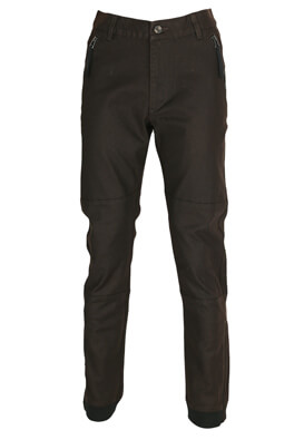 Pantaloni Kiabi Elliot Dark Brown