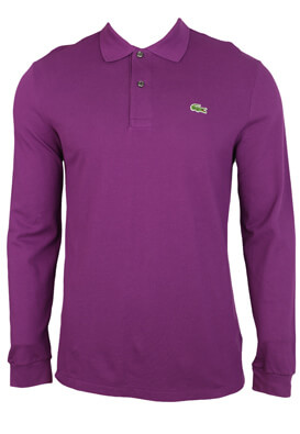 Bluza Lacoste Bobby Purple