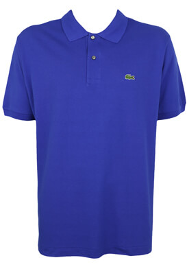 Tricou polo Lacoste Basic Dark Blue