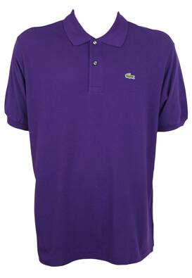 Tricou polo Lacoste Carros Purple