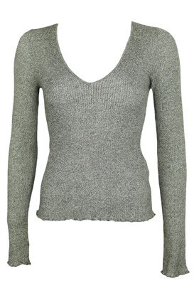 Bluza Bershka Mary Dark Grey