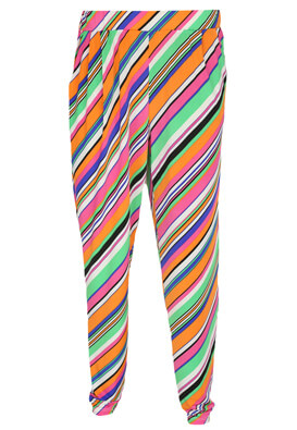 Pantaloni Miss Miss Hanna Colors