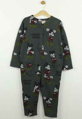 Pijama ZARA Mickey Mouse Dark Grey