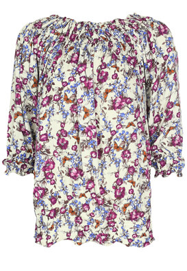 Bluza Miss Miss Flowers Colors