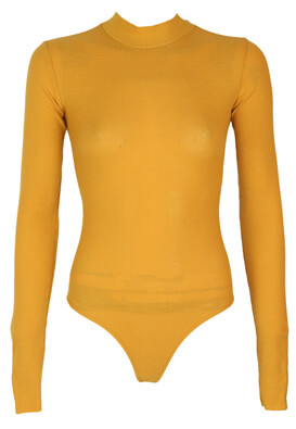 Body ZARA Amy Dark Yellow