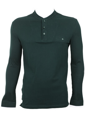 Bluza ZARA Dan Dark Green