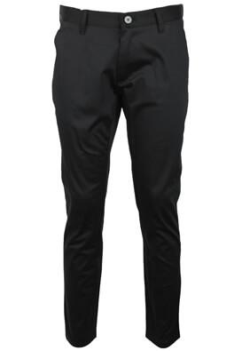 Pantaloni de stofa ZARA Carros Black