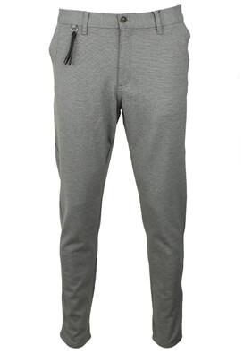 Pantaloni de stofa ZARA Nile Grey