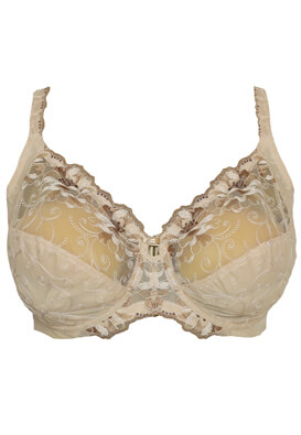 Sutien Triumph Bloom Light Beige