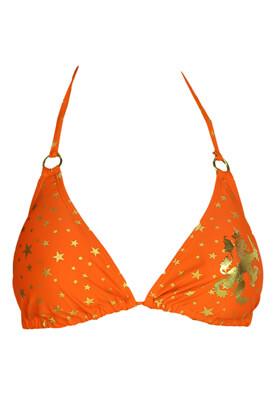 Costum de baie Hunkemoller Paula Orange