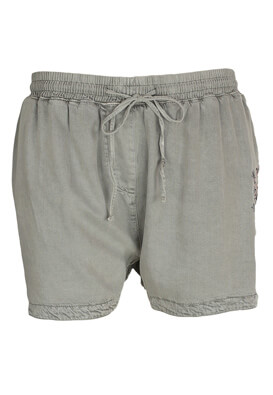Pantaloni Scurti New Look Kitty Light Grey