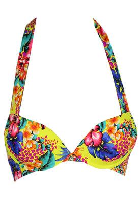 Costum de baie Hunkemoller Floral Colors