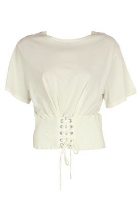 Tricou New Look Gabriella White