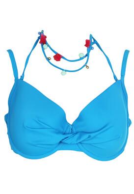 Costum de baie Hunkemoller Lara Turquoise