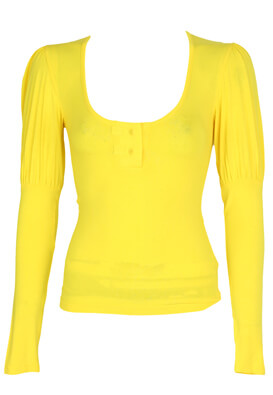 Bluza Made For Loving Melanie Yellow
