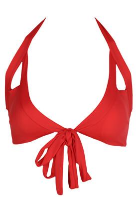Costum de baie Hunkemoller Taya Red