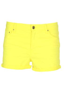Pantaloni scurti Stradivarius Tasha Yellow