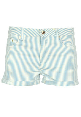 Pantaloni scurti Stradivarius Sally Light Blue
