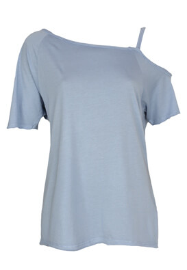 Tricou New Look Elisa Light Blue