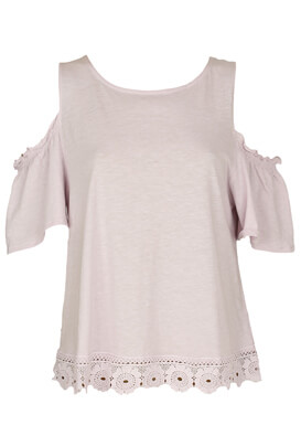 Tricou New Look Keira Light Purple