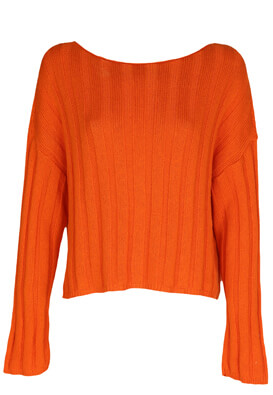 Pulover Stradivarius Misha Orange