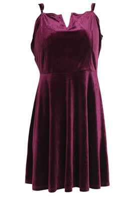 Rochie New Look Aimee Dark Purple